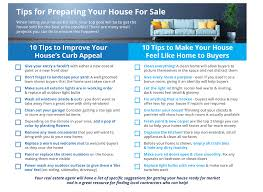 prepare your home for sale