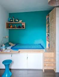 chambre et turquoise aménager une chambre ado fille turquoise avec lit en hauteur