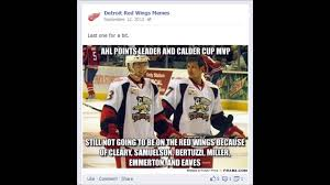 Red Wings Meme - reasons the detroit red wings need to fire mike babcock in 2014