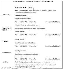 lease contract template contract agreement sample template 24 gif