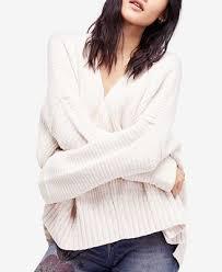 free people take over me oversized sweater sweaters women macy u0027s