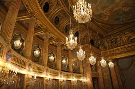 paris opera house chandelier palace of versailles secret rooms tour city wonders