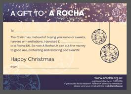 printable vouchers uk pdf vouchers a rocha uk advent calendar