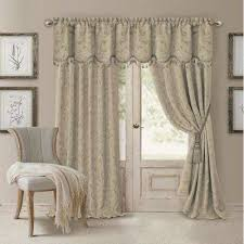 Ready Made Curtains For Large Bay Windows by Blackout Curtains U0026 Drapes Window Treatments The Home Depot