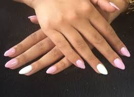 Light Pink Acrylic Nails Acrylic Nails Light Pink Nails Baby Pink Coffin Nails