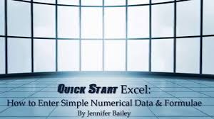How To A Simple Spreadsheet How To Add Simple Numerical Data To A Spreadsheet In Microsoft