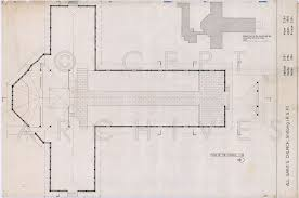 All Saints Church Floor Plans by All Saints Church Shillong Meghalaya India Architectural