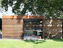Backyard Sheds Designs by 23 Impressive Contemporary Garden Shed Designs Home Design Lover