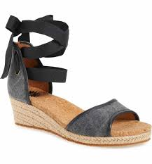womens ugg sandals sale image ugg amell ankle wrap sandal shoes