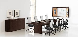 Global Boardroom Tables Preside Hon Office Furniture