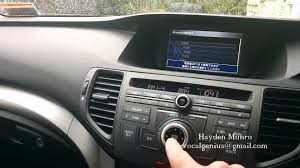 2009 honda accord bluetooth honda accord 2008 cu2 jdm bluetooth setup