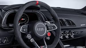 Audi R8 Grey - 2018 audi r8 performance parts color suzuka grey interior