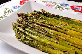 cuisine asperges vertes asperges vertes grillées ma cuisine santé
