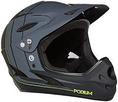amazon black friday mountain bike deals amazon com demon podium full face mountain bike helmet bmx