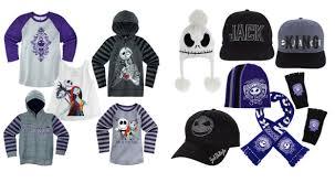 new merchandise from tim burton s the nightmare before
