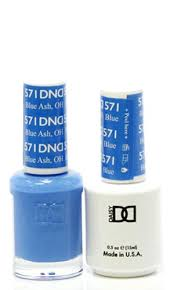 blue ash color amazon com dnd gel matching polish set 571 blue ash oh
