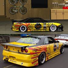 nissan drift cars nissan skyline r33 drift car i know some of the details are off