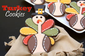 thanksgiving turkey cookies and cards lilaloa thanksgiving