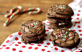 christmas cookie recipes candy cane food cookie recipes