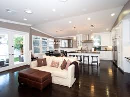 open floor plan kitchen family room living room open concept kitchen living room floor plans amusing