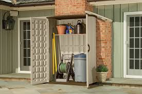 Suncast Resin Glidetop Outdoor Storage Shed by Amazon Com Suncast Bms4500 Large Vertical Storage Shed Small