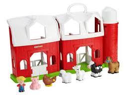 Fisher Price Barn Bounce House Fisher Price Little People Animal Friends Farm Shopko