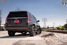 cadillac escalade black rims cadillac escalade dub future s127 wheels black u0026 machined with