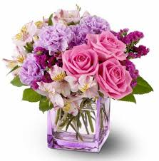 flowers birthday pink birthday helloguan florist delivering near everett ma