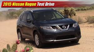 nissan rogue quality ratings test drive 2015 nissan rogue testdriven tv