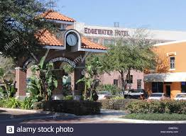 main street city of winter garden central florida united states