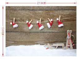amazon com lb 7x5ft christmas hat poly fabric photo backdrops