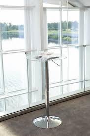 Adjustable Bistro Table Clear Adjustable Bistro Table U2014 Rentquest