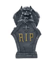 maker u0027s halloween gargoyle tombstone joann