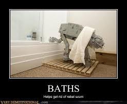Star Wars Birthday Meme - star baths just as important as star wars bath star and starwars