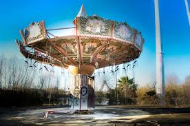 Six Flags Zoo Abandoned Amusement Parks From Seph Lawless Photos Abc News