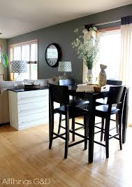 Ikea Tables Kitchen by Ikea Tarva Transformed Into A Kitchen Sideboard All Things G U0026d
