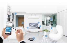 smart home samsung connect home samsung singapore