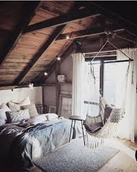 bedroom low ceiling attic bedroom ideas with cute diy hipster