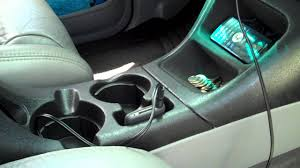 1997 ford explorer center console paint youtube
