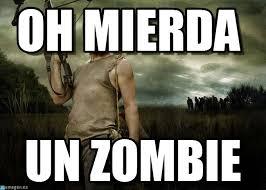 Daryl Dixon Memes - oh mierda daryl dixon meme on memegen