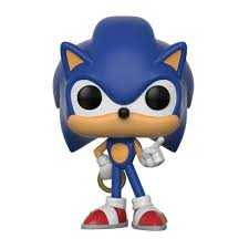 Ring Pop Boxes Sonic The Hedgehog Sonic With Ring Pop Vinyl Figure My Geek Box
