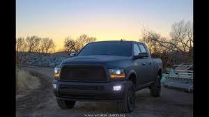 linex jeep blue my line x ram truck and leg tats youtube