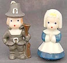 pilgrim candles thanksgiving vintage pair of thanksgiving pilgrim candles click on the image