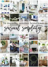 simple decorating ideas for summer seasonal simplicity summer