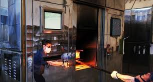 crematory operator the cremation curiosity the world of