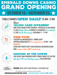 Open Table Rewards Clubhouse Casino Emerald Downs