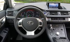 lexus cars 2011 2011 lexus ct200h hybrid first drive review car and driver