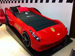 Kid Car Bed Ferrari Car Bed Cool Kids Bed Design Supercarbeds Pinterest