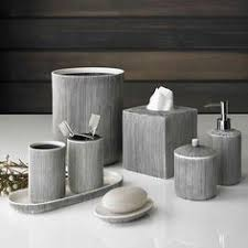 Wooden Bathroom Accessories Set by Kassatex Acacia Wood Bath Accessories Gracious Style For The