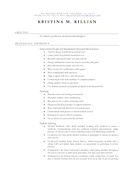 Resume Sample Of Objectives by Updated Example Of A Teacher Resume Resume Format Download Pdf